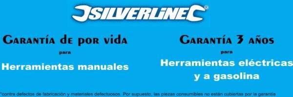 Garantía en productos Silverline